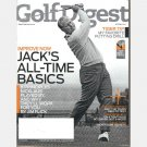 GOLF DIGEST October 2007 Magazine JACK NICKLAUS principles Andres Romero David Toms short game