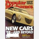 POPULAR MECHANICS October 1997 1998 CARS Blowing up a 747 NASA PATHFINDER Mission Control