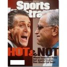 SPORTS ILLUSTRATED December 11 1995 HOT & NOT Miami Pat Riley Don Shula