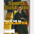 SPORTS ILLUSTRATED January 8 1996 Billy Payne Summer Olympics Boss