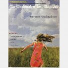 THE WASHINGTON POST MAGAZINE July 13 2008 Jonathan Safran Foer Julia Glass Ha Jin Cheryl Strayed