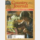 COUNTRY JOURNAL March 1987 magazine Barbara Radcliffe Rogers Robert Kimber Ken Haedrich