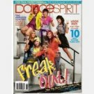 Dance Spirit January 2010 Dancespirit magazine BEAT FREAKS Freak Out Madelyn Ho