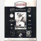 Auktionen Joseph Auction Catalog 1997 No 25 book German watches wrist pocket clocks