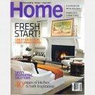 HOME October 2007 magazine Richard Bunowski Candice Olsen Hortensia Vitale What Women Want
