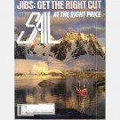 SAIL December 1992 magazine David Luckhardt Mokelumne River south JILL KNIGHT solo NORTHERN LIGHT