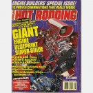 POPULAR HOT RODDING August 1993 Magazine Charlie Anderson Caprice Aero Coupe