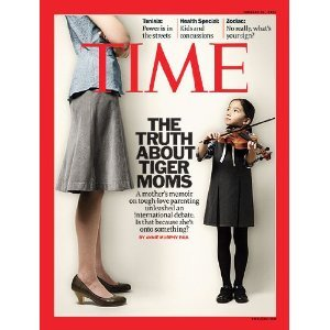 TIME January 31 2011 magazine The Truth About Tiger Moms