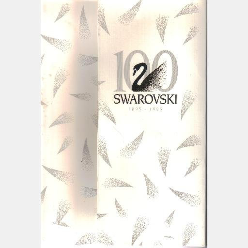 Swarovski Collectors Society 100 Centennial 1895 1995 Special Events Commemorative Pieces VHS