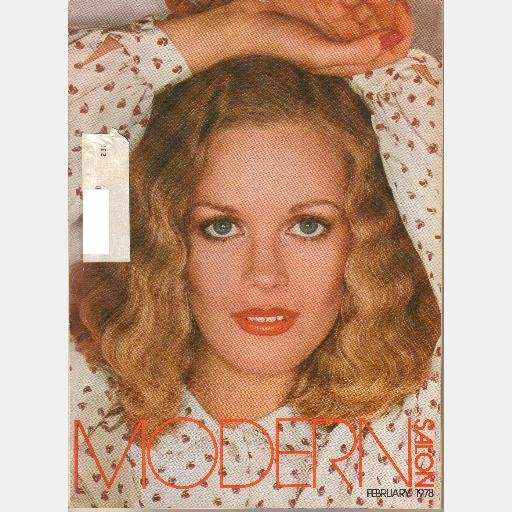 MODERN SALON February 1978 magazine Volume 64 Vance Publications Fritz Jaeger III
