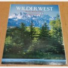 VERANDA magazine article WILDER WEST Snake River Grill Jackson WY Jeff Drew