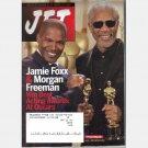 JET March 14 2005 Magazine Jamie Foxx Morgan Freeman Oscars