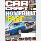 CAR CRAFT January 2011 Magazine 1967 Dodge Dart Blake Hughes 1966 Chevrolet Nova