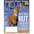 FIELD & STREAM November 2010 Special Deer Issue DOE Decoy Ridgetop Rattle Trap Spot Stalk Roaming