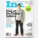 INC April 2011 ROB KALIN Etsy King of online sellers Howard Schultz Raymond Damadian Kaufman