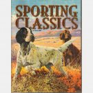 SPORTING CLASSICS July August 2008 Magazine Gary Eigenberger Parker Trojan Greystone Castle