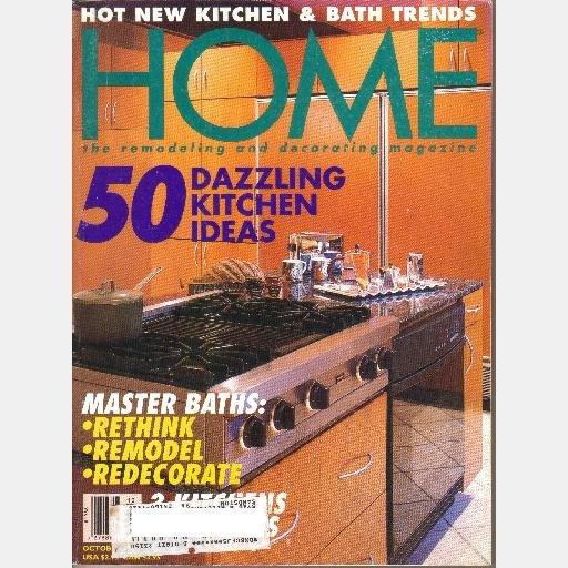 HOME October 1995 magazine Terry Gamble Cass Calder Smith Susan Stumer Leslie Holasek Connie Kiener