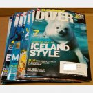 SPORT DIVER Magazine Lot 8 issues 2005 2006 2007