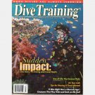 DIVE TRAINING April 2005 Magazine Diving Coral Reefs coconut palm