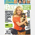 PEOPLE Magazine Country Special March 2008 magazine Carrie Underwood cover