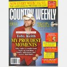 COUNTRY WEEKLY May 25 2009 TOBY KEITH Proudest Moments Joe Nichols Jo DEE MESSINA Faith Hill