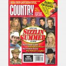 COUNTRY WEEKLY June 30 2008 Kenny Chesney George Strait Shania Twain
