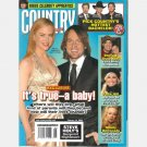 COUNTRY WEEKLY February 11 2008 Vol 15 No 3 Nicole Kidman Baby Mindy McCready ASHTON SHEPHERD