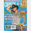 COUNTRY WEEKLY June 2 2008 Alan Jackson Julianne Hough Tim McGraw Miranda Lambert
