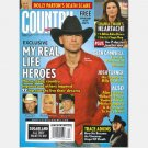 COUNTRY WEEKLY October 6 2008 Dolly Parton Glen Campbell Josh Turner Shania Twain Kenny Chesney