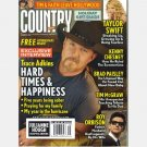 COUNTRY WEEKLY December 1 2008 Jessica Simpson Trace Adkins Taylor Swift Roy Orbison Kenny Chesney