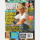 COUNTRY WEEKLY November 17 2008 Kenny Chesney Sara Evans Dolly Parton