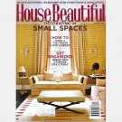 HOUSE BEAUTIFUL JANUARY 2005 Ashley Allegra Hicks Zee Michael WienerSherrill Deakin Robin Bell