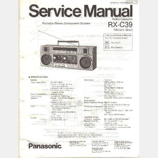 HD-Panasonic Car Stereo Manuals – Ashleehusseyphoto