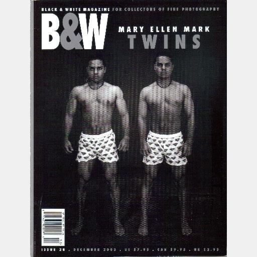 B&W Black & White 28 December 2003 Mary Ellen Mark Carrie Mae Weems Robert Buelteman Ted Croner