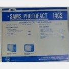 SAMS PHOTOFACT 1462 February 1975 WARDS AIRLINE Motorola Quasar Philco Ford Teledyne Packard Bell