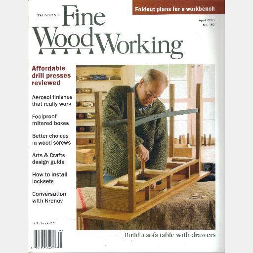 TAOS FURNITURE Southwestern Style Stickley's Craftsman Spirit JAMES RANNEFELD FINE WOODWORKING 1983