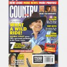 COUNTRY WEEKLY April 21 2008 George Strait Tim McGraw Toby Keith Rodney Adkins Carrie Underwood