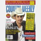 COUNTRY WEEKLY July 6 2009 BRAD PAPA PAISLEY George Strait Trisha Yearwood Collin Raye