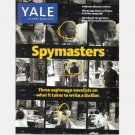 Yale Alumni Magazine September October 2011 Vol 74 No 4 SPYMASTERS Craig Breslow Nick Longrich
