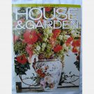 HOUSE & GARDEN June 2003 1694 Friends Meetinghouse Queens Coco Brown Diamond Baratta Design
