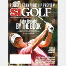 SI GOLF May 9 2011 LUKE DONALD Paul Goydo VIJAY SINGH Bubba Watson Frank Chirkinian