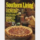 SOUTHERN LIVING October 1983 Orange Pecan Pie Blowing Rock Sequatchie Valley Texas Hill Country