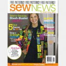 SEW NEWS April May June July 2010 Stash Buster Jacket Dye Silk Scarves Sandra Geiger Sara Boughner