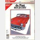 duPONT du Pont Registry MARCH 1990 1955 Mercedes Gullwing 1962 FERRARI 250 GT Fantuzzi Coupe