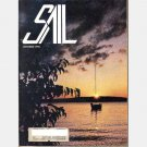 SAIL September 1994 Royal Passport Douglas Jones Tim Pauline Carr Oceanranger Morris Island Packet