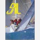SAIL January 1998 MAPLE LEAF schooner Inside Passage Cruising Madagascar 42 ketch Breath