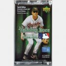HOLIDAY INN 2007 Upper Deck Baseball Card Pack New Sealed Cal Ripken Jr 4 cards