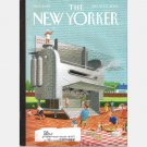 THE NEW YORKER July 10 17 2006 The Phone Call ALEKSANDR SOLZENITSYN BACKYARD BBQ COVER