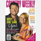 COUNTRY WEEKLY June 14 2010 BLAKE SHELTON Miranda Lambert TOBY KEITH Joe Nichols Trace Adkins