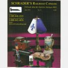 SHRADER'S RAILROAD CATALOG No 33 2003 Trains